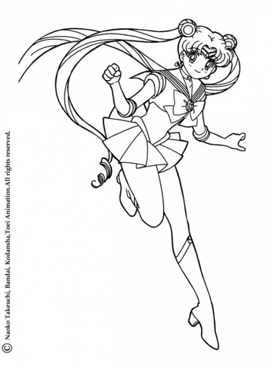 Sailor Moon princesse